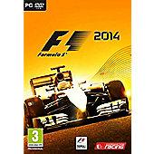 Formula 1 2014 PC