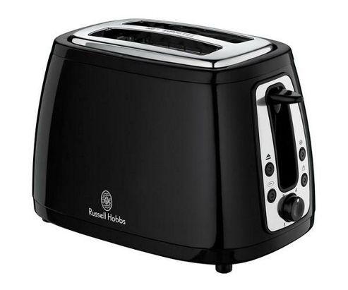 Russell Hobbs 18261 2 Slice Toaster - Black