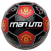 Manchester United Signature Football