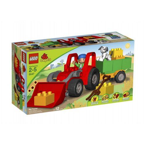 LEGO Duplo Big Tractor 5647