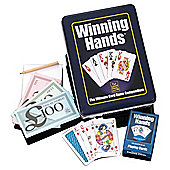 Winning Hands Tin
