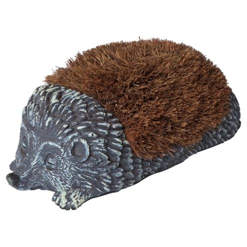 Bentley Hedgehog Cocoa Fibre Shoe Brush