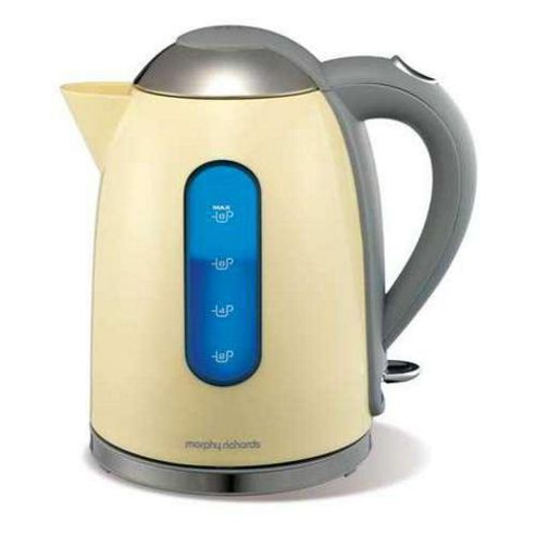 Morphy Richards 43174 1.7 litre Cream Jug Kettle