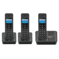 BT Freelance XB2500 Triple Telephone