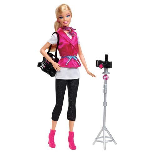 Barbie I Can Be… Fashion Photographer Doll