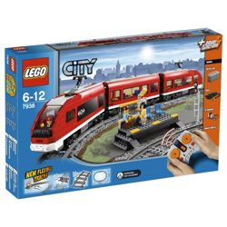 LEGO City Passenger Train 7938