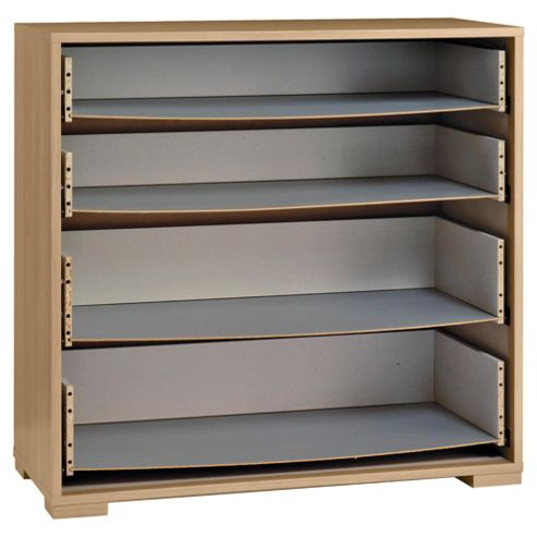 Adria 4 Drawer Chest Frame, Oak-Effect