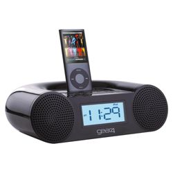 Gear4 CRG-60 Clock Radio with iPod Dock