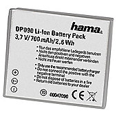 Hama DP 090 Lithium Ion Battery for Canon (Equivalent to Canon NB-4L battery)