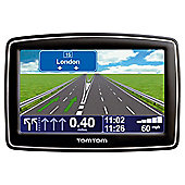 TomTom XL IQ Routes Edition 2 UK and ROI Satellite Navigation System (UK & ROI Maps) 4.3 inch