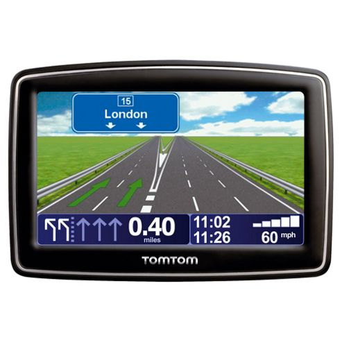 TomTom XL IQ Routes Edition 2 UK/ ROI Satellite Navigation System, 4.3