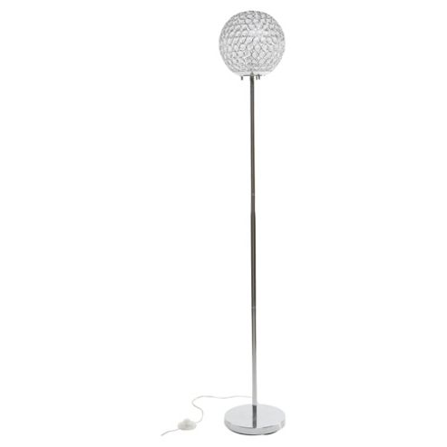 Tesco Lighting Disco Ball Floor Lamp