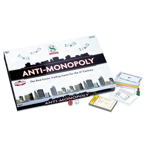 Paul Lamond Anti Monopoly