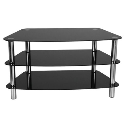 Atom Tv Unit, Black