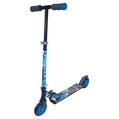 Doctor Who 2-Wheel Inline Scooter