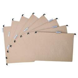 A4 Suspension Files 10 Pack