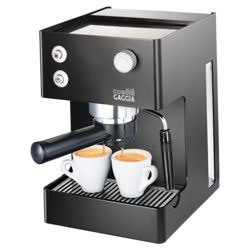 Gaggia RI851/60 Cubika 2.5 Coffee Machine - Black