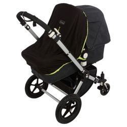 SnoozeShade The pram and stroller blackout blind (UPF50+)