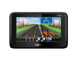 TomTom GO LIVE 1005 Satellite Navigation System (Europe Maps) 5 inch