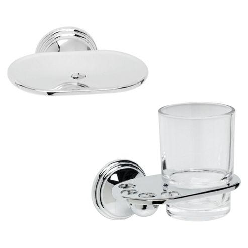 Westminster Beaker & Soap Dish