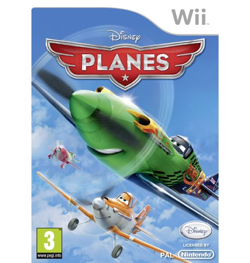Planes - The Video Game