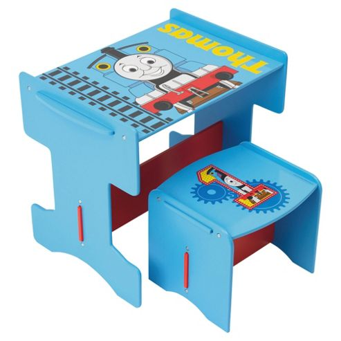 Thomas Desk & Stool