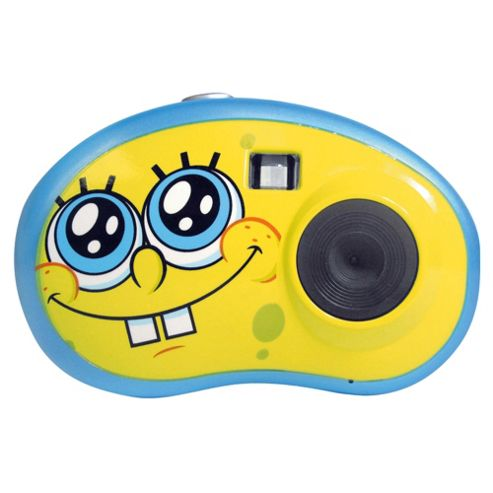 Spongebob Compact Talking Camera