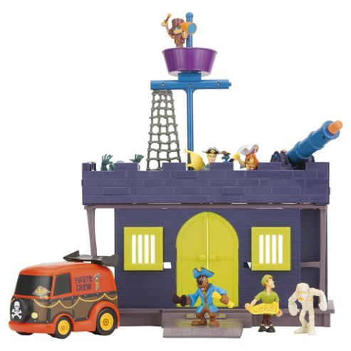 Scooby-Doo! Fort Playset