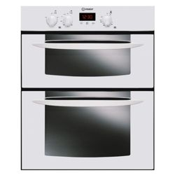 Indesit Fiu20Wh White Built Under Double Oven