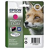 Epson T1283 Printer Ink Cartridge - Magenta