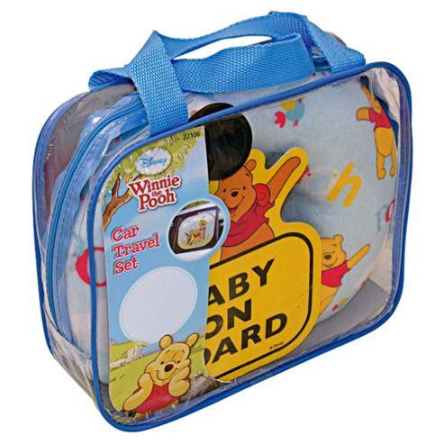 Winnie The Pooh Travel Set