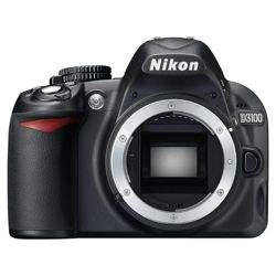 Nikon D3100 Digital SLR Camera (Body Only)