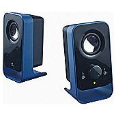 Logitech LS11 Speakers Peacock Blue