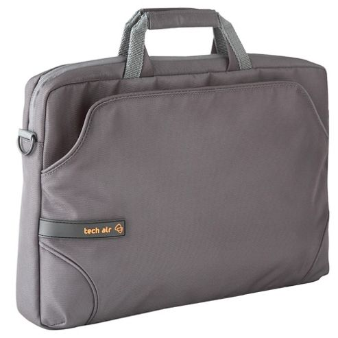 Techair Grey Laptop case Z0118 - For up to 17.3 inch laptops