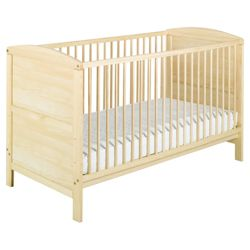 Saplings Larrisa Cot Bed, Pine