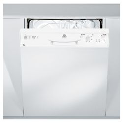 Indesit DPG 15 WH Integrated Full Size Dishwasher, A Energy Rating. White