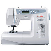 Necchi 681C Computerised  Sewing Machine - White