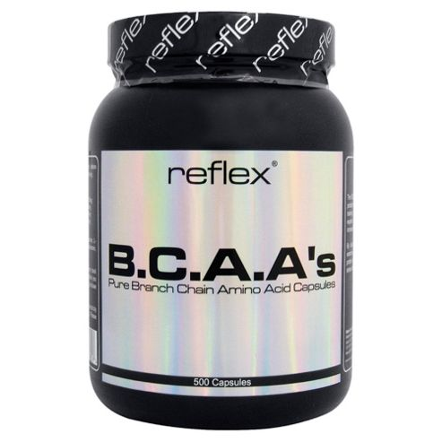 Reflex Nutrition BCAAs 500 Caps