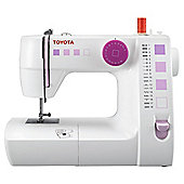 Toyota FSL18P Electronic Sewing Machine - White
