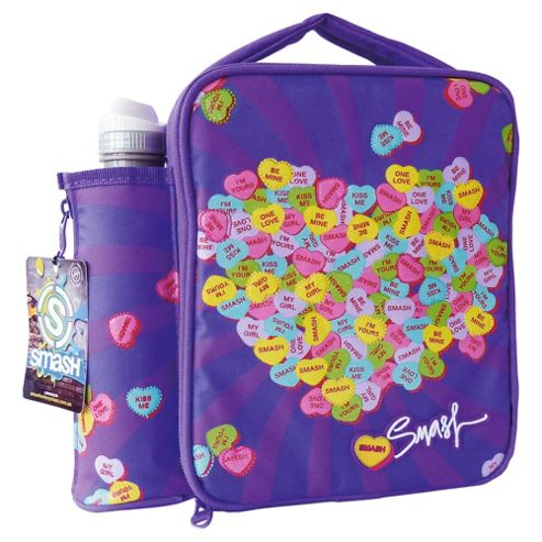 buy smash lunch bag candy purple from our lunch bags. Black Bedroom Furniture Sets. Home Design Ideas