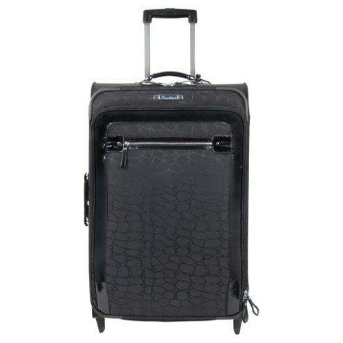Revelation by Antler Lizzana 2-Wheel Suitcase, Black Medium