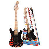 Technote Junior Electric Guitar -Flame