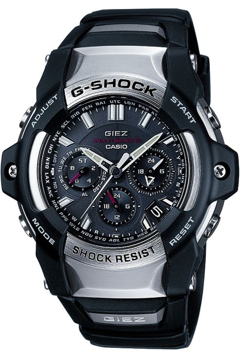 Casio G-Shock Mens Resin Chronograph Watch GS-1150-1AER