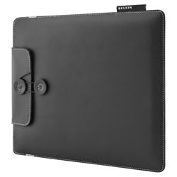 Belkin Leather Envelope Case for iPad/iPad 2 - Black