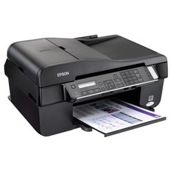 Epson Stylus BX320FW AIO Wireless (Print, Copy, Scan and Fax) Ink Jet Printer