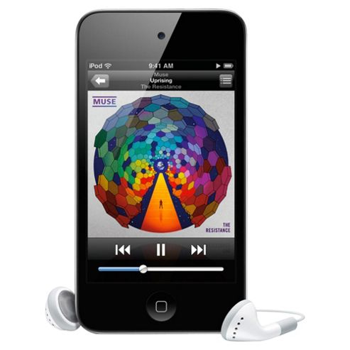 Buy Apple MC540BT/A iPod Touch 8GB 4th Generation - Black ...