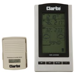 Clarke WS100 Wireless weather station
