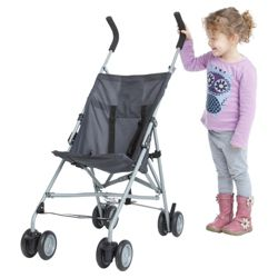 Tesco My Baby Pushchair - Grey
