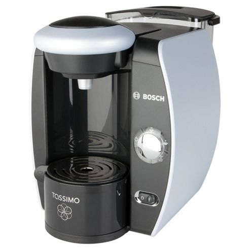 BOSCH Tassimo TAS4011GB Hot Drinks Machine, Black