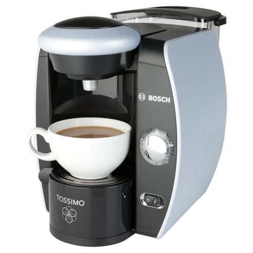 Bosch Coffee Maker Tesco : Buy Bosch Tassimo T40 Coffee Machine Silver from our Pod Machines range - Tesco.com